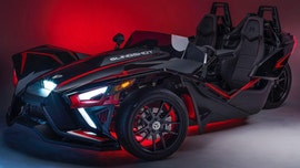 Bizarre Polaris Slingshot three-wheeler updated with new engine for 2020