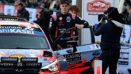 World Rally Championship driver Ott Tanak survives dramatic crash at Monte Carlo Rally