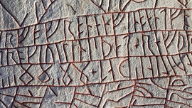 1,200-year-old Viking climate change prediction engraved in stone