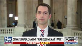 Tom Cotton: Republicans are surprised at how 'flimsy' the impeachment case is