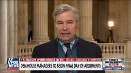 Dem Sen. Whitehouse: Takes a lot of 'brass' to say Senate impeachment case is 'nothing new'