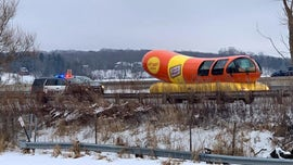 Oscar Mayer Wienermobile pulled over by Wisconsin cops