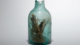 Civil War-era 'witch bottle' found in Virginia