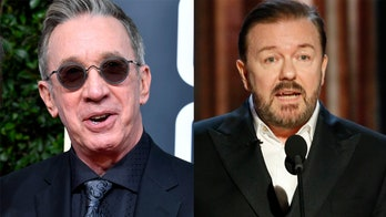 Tim Allen doesn't mind being the butt of the only Golden Globes joke Ricky Gervais regrets