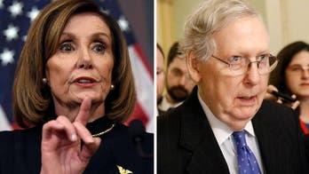 Pelosi ramps up pressure on McConnell to pass coronavirus legislation