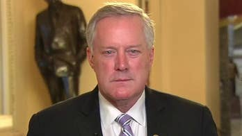 Mark Meadows on impeachment trial: Schiff's contact with Ukraine whistleblower is the 'real cover-up'