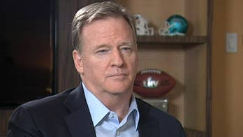 NFL commissioner Roger Goodell says Super Bowl LIV will 'easily' generate $1B in revenue