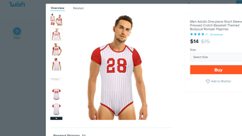 Male onesies debut on e-commerce site, prompt mockery: 'Who asked for this?'