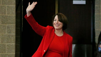 Sen. Klobuchar discusses 'comeback strategy' as she splits time between impeachment trial and campaign trail
