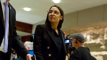 Ocasio-Cortez says she's a 'proud' Democrat, even though she won't pay party 'dues'
