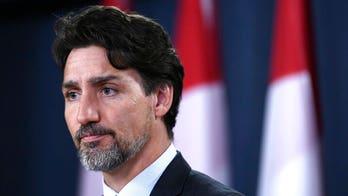Trudeau, in subtle Trump swipe, blames 'escalation' for Iran's downing of Ukrainian jet