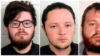 Three more men linked to white supremacist group arrested in Georgia, fourth arrested in Wisconsin