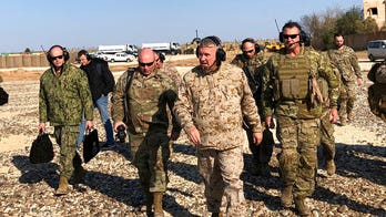 US general on Syria: 鈥榃e鈥檙e going to be here for a while鈥� 聽