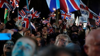 Brexit is official: UK leaves European Union