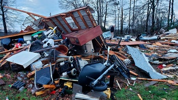 Storms in South blamed for 11 deaths, including 3 in Alabama from tornado