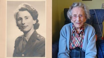 UK woman believed to be oldest female World War II veteran dead at 108