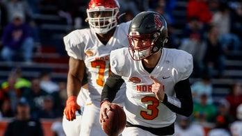 Washington State's Anthony Gordon leads North in Senior Bowl