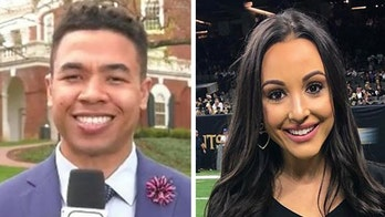 College football national championship honors young reporters who died last year