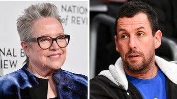 Adam Sandler reacts to Oscar snub, congratulates 鈥榃aterboy鈥� mama Kathy Bates, who responds: 鈥榊ou was robbed!鈥�