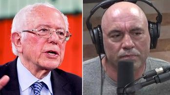 Bernie Sanders faces backlash from left for promoting endorsement from Joe Rogan