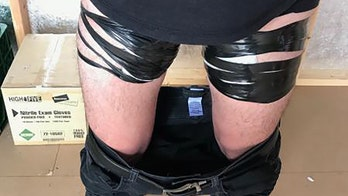 Arizona border agents find fentanyl taped to man鈥檚 thighs during immigration check