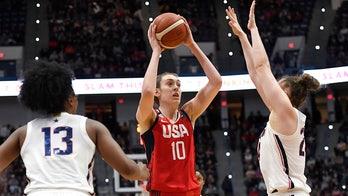 Stewart returns, US beats UConn 79-64 in women's basketball