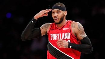 Blazers re-sign Carmelo Anthony and Rodney Hood, sign Derrick Jones Jr.