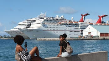 Carnival cruise ship accidentally discharges 'gray water' at port in Florida