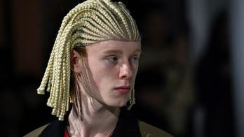 Japanese fashion house accused of cultural appropriation for putting models in cornrow wigs: 'Racist show!'
