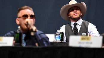 PETA calls out Conor McGregor, 'Cowboy' Cerrone over python jacket