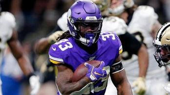 Saints fans question Dalvin Cook's touchdown run to increase Vikings' lead in playoff game