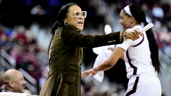 South Carolina new No. 1 in women's Top 25 after 1-2-3 lost