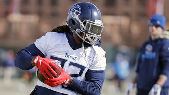 Chiefs' Frank Clark dismisses tackle-breaking ability of Titans' Derrick Henry