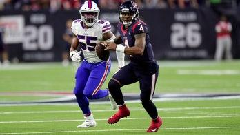 Texans roar past Bills for 22-19 win in OT