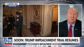 Andrew McCarthy: How both sides in Trump impeachment trial are undermining their own cases