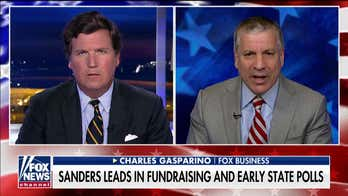 Charles Gasparino details Democratic 'civil war', Obama anxiety over Sanders campaign