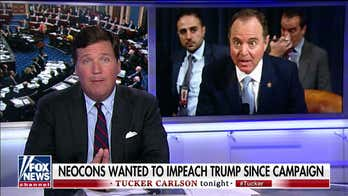 Tucker Carlson: Adam Schiff is turning into a Tom Clancy character