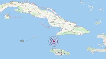Magnitude 7.7 earthquake strikes between Cuba, Jamaica
