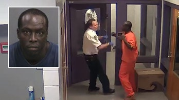 Florida inmate caught on camera punching deputy in the face multiple times, faces further charges