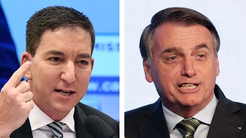 Glenn Greenwald speaks out on cybercrime charges, slams 'authoritarian' Brazilian president