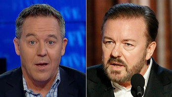 Greg Gutfeld explains Ricky Gervais' fiery Golden Globes performance: He's 'disgusted and angry'