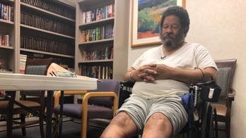 Army veteran who said prosthetic legs were repossessed to get new pair from VA