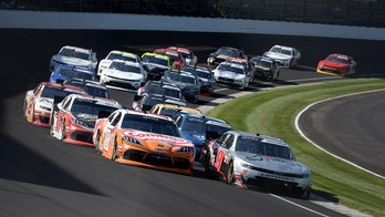 NASCAR is taking a right turn onto the road course in Indianapolis