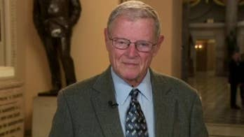 Sen. Jim Inhofe: Dems have no case, just want to drag out impeachment ahead of election