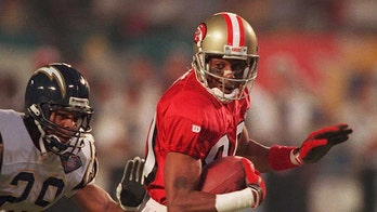 Jerry Rice fires back at Randy Moss over list of best wide receivers of all-time: 'It was all about the rings'