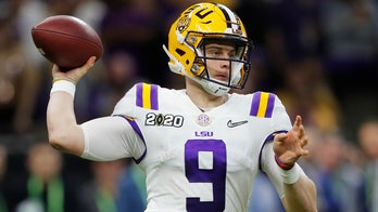 Joe Burrow 'happy' to play with Dolphins, chances team trades up to get him appear slim: report