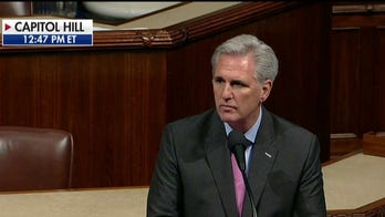 Kevin McCarthy: No greater contrast than Trump signing China trade deal while Dems impeach him