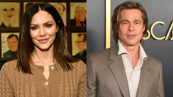 Katharine McPhee, Brad Pitt and more: See who the stars are cheering for during NFL's big game