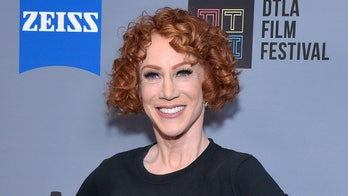 Kathy Griffin announces New Year's Eve engagement, plan for 'after midnight' wedding
