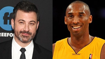 Jimmy Kimmel honors Kobe Bryant, performs without audience because 'a comedy show didn't feel right'